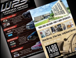 Flyer Graphic Design in The Woodlands