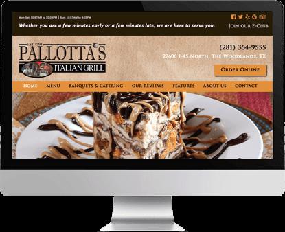 Pallotta's Web Design