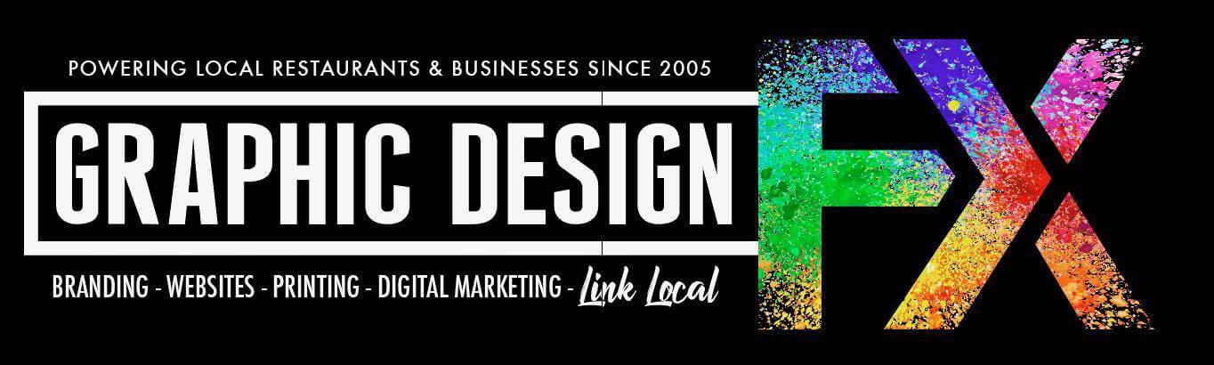 graphic design fx logo design, branding, websites, printing, digital marketing