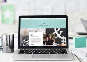 real estate website design and website management
