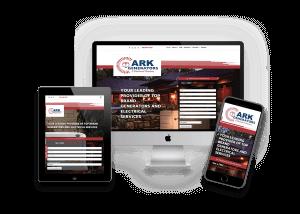 home service industry website design and website management