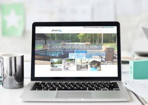 home service marketing, website design, and website management