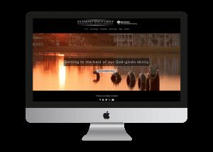 real estate marketing, website design, and website management