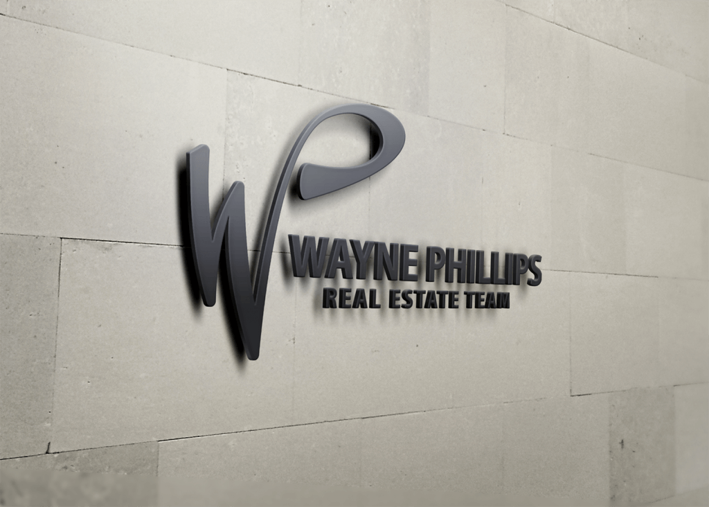 real estate marketing and logo design