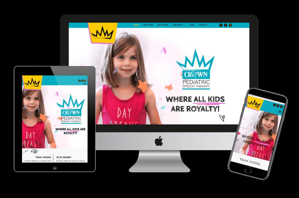 Childrens Speech therapy Website