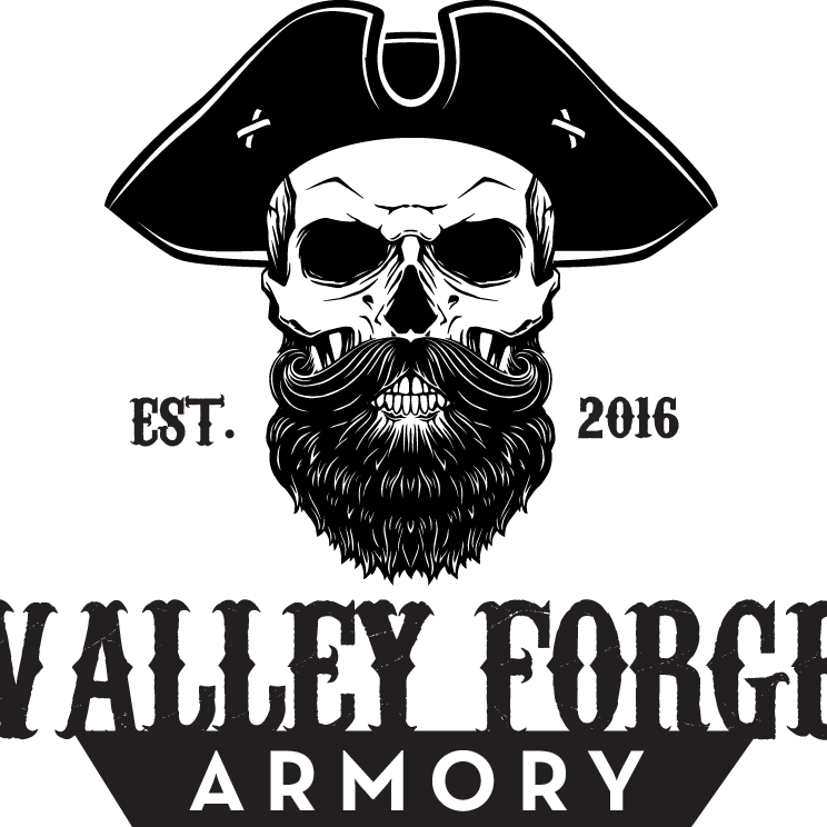Logo Design | Spring, TX<br />Valley Forge Armory