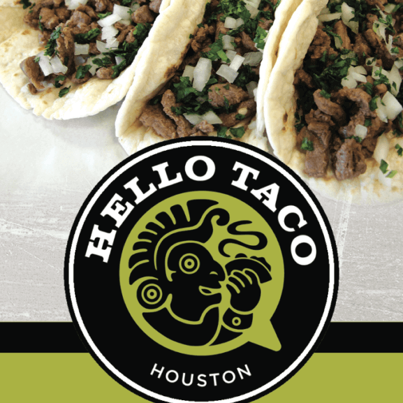 Graphic Design | The Woodlands, TX<br />Hello Taco
