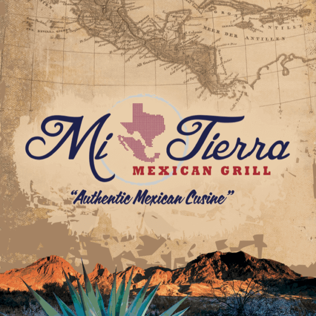 Graphic Design | The Woodlands, TX<br />Mi Tierra Mexican Grill